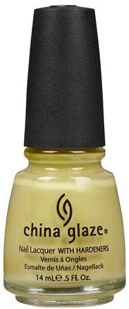 "China Glaze Up & Away ""Lemon Fizz"""