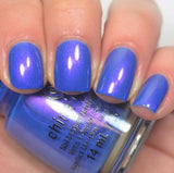 China Glaze 2016 House of Colour 'Come Rain Or Shine'