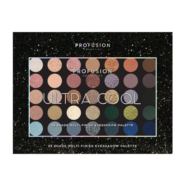 Profusion - Ultra Cool Palette