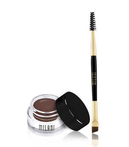 Milani Cosmetics Stay Put Brow Colour - Dark Brown