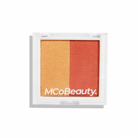 MCoBeauty - Duo Blush & Highlight Nectar Rush