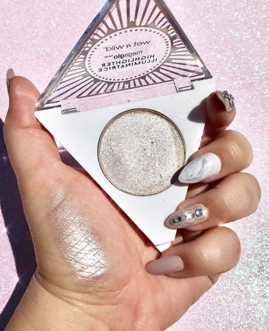 Wet n Wild - Crystal Cavern Mega Glo Highlighter- Crystal High