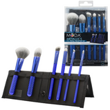 Moda - Metallics 7pc Metallic Blue Total Face Kit
