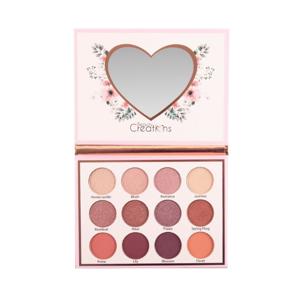 Beauty Creations - Floral Bloom Eye Bloom Palette