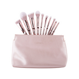 Beauty Creations - Floral Bloom Champagne Luxe 10pc Brush Set