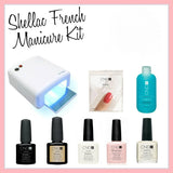 Shellac French Manicure Kit