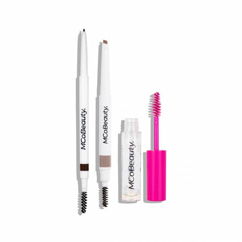 MCoBeauty - Fruity Beauty 3 Piece Brow Kit