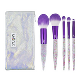 Moda - Glitter Bomb 6pc Complete Kit Purple