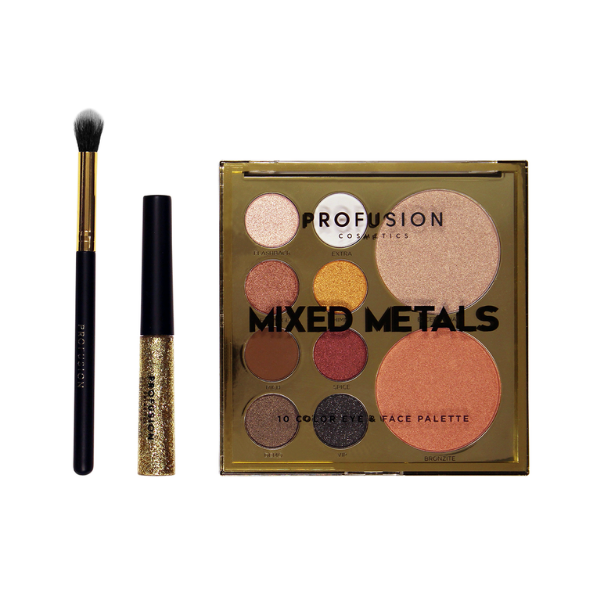 Profusion - Mixed Metals Gold Sparkle