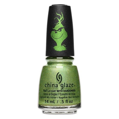 China Glaze Grinch Collection - Grinchworthy