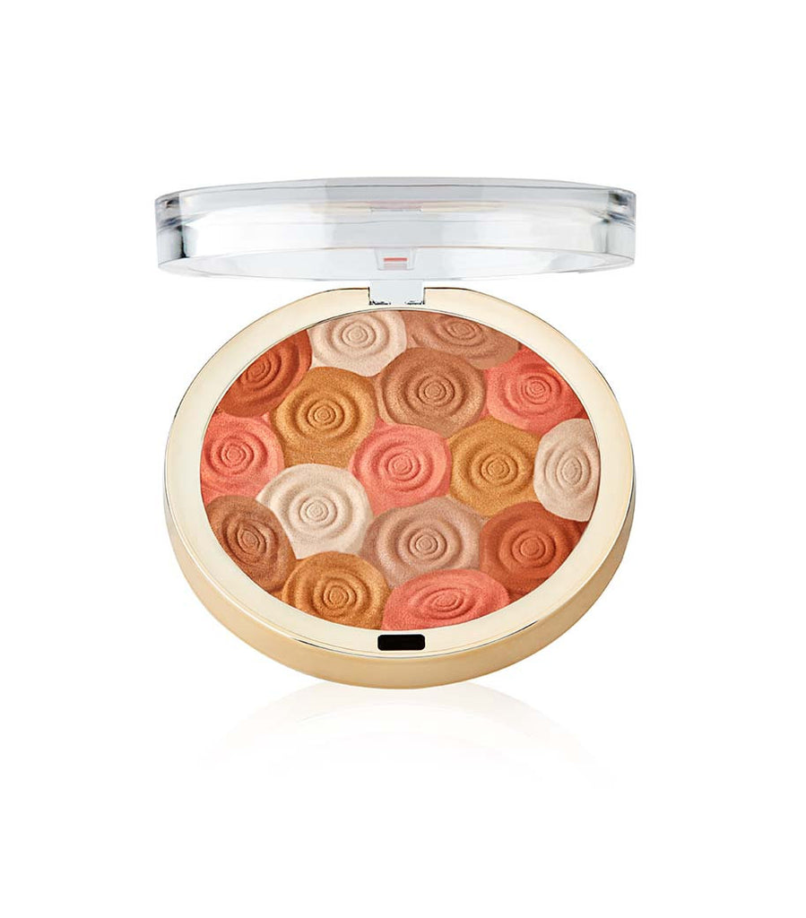 Milani Cosmetics Illuminating Face Powder - Hermosa Rose