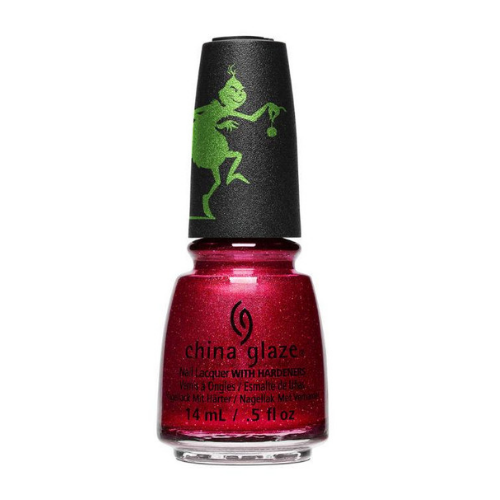 China Glaze Grinch Collection - Ho! Ho! No.