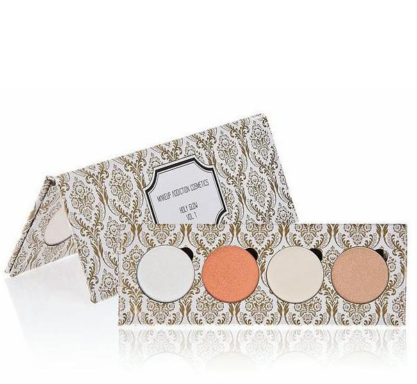 Makeup Addiction Cosmetics - Holy Glow Vol 1 Highlighter Palette