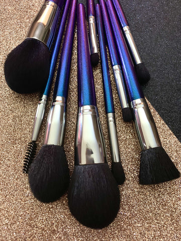 SauceBox Cosmetics - Enchanted Brush Set
