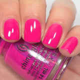 China Glaze 2016 House of Colour 'In The Near Fuchsia'