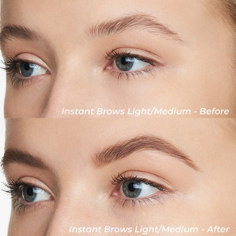 MCoBeauty - Instant Brows Brow Pencil Light Medium