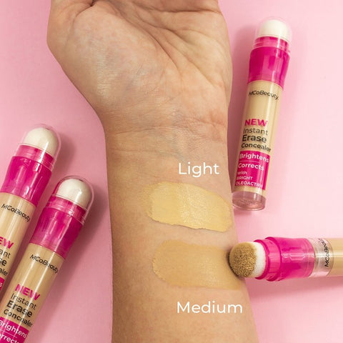 MCoBeauty - Instant Erase Concealer Light