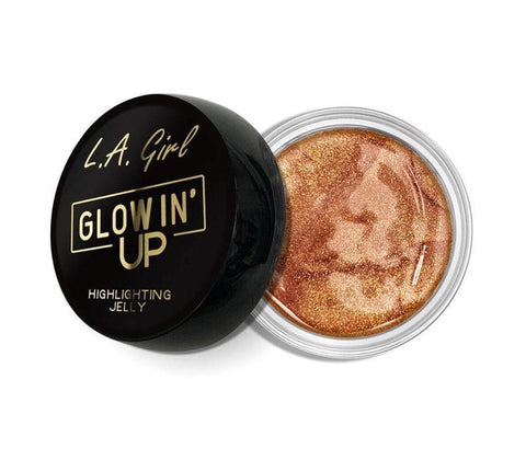 L.A. Girl - Glowin' Up Highlighting Jelly