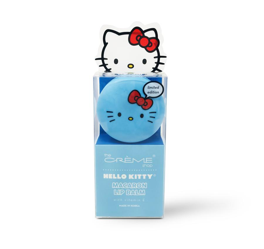 The Creme Shop - Hello Kitty Macaron Lip Balm - Cool As Mint