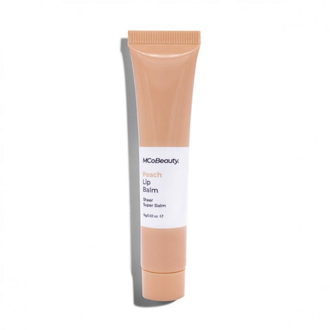 MCoBeauty - Lip Balm Peach