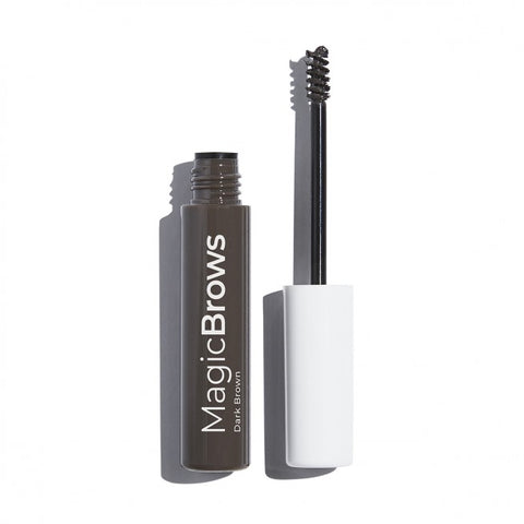 MCoBeauty - Magic Brows Fibre Gel Medium Dark