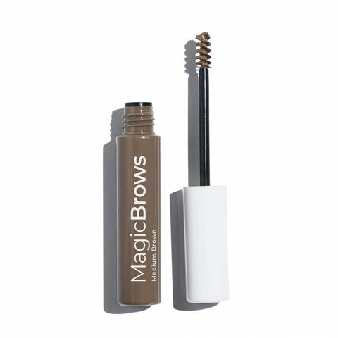 MCoBeauty - Magic Brows Fibre Gel Medium Brown