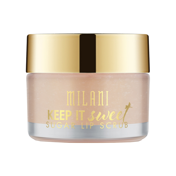 Milani Cosmetics Keep It Sweet Sugar Lip Scrub