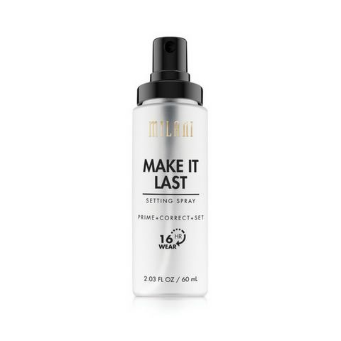 Milani Cosmetics - Make It Last Setting Spray Prime + Correct + Set