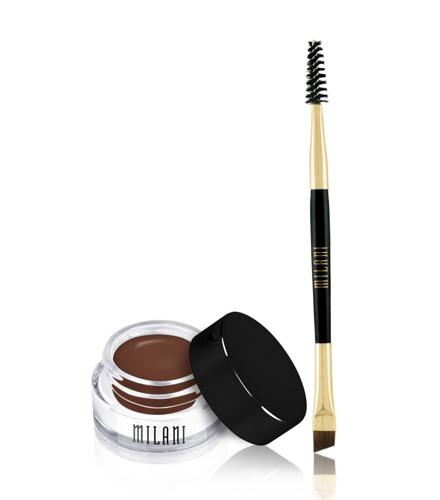 Milani Cosmetics Stay Put Brow Colour - Medium Brown