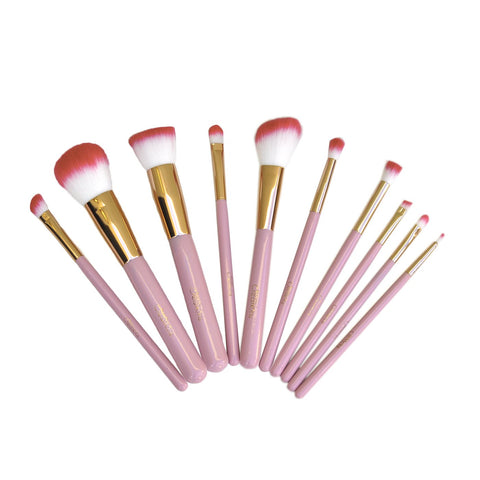 Beauty Creations - Mermaid's Dream II 10pc Shell Brush Set