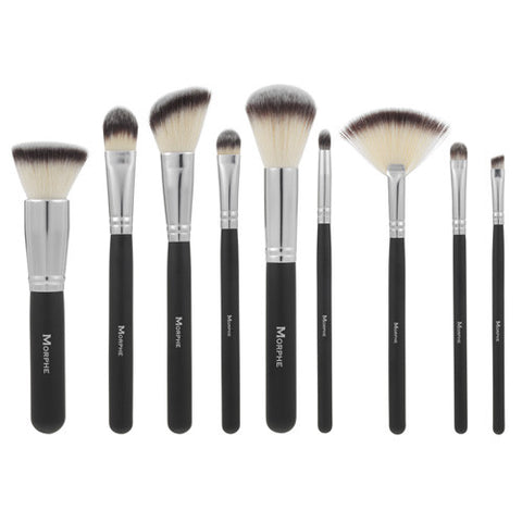 Morphe - 9 Piece Deluxe Vegan Set