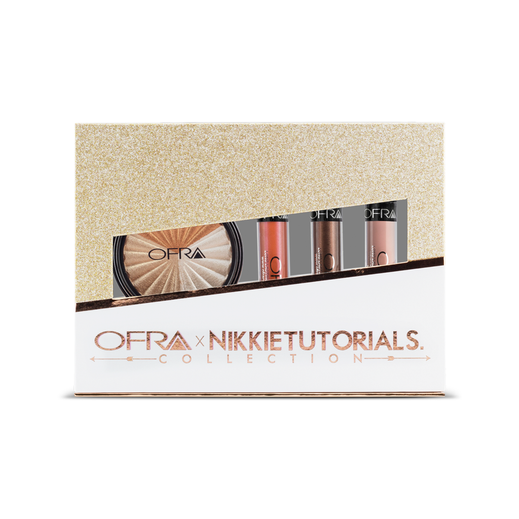 Ofra Cosmetics - Nikkie Tutorials Collection