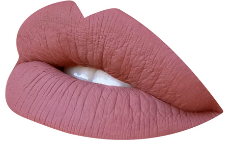 Pinky Rose - Liquid Matte Lipstick No Shade