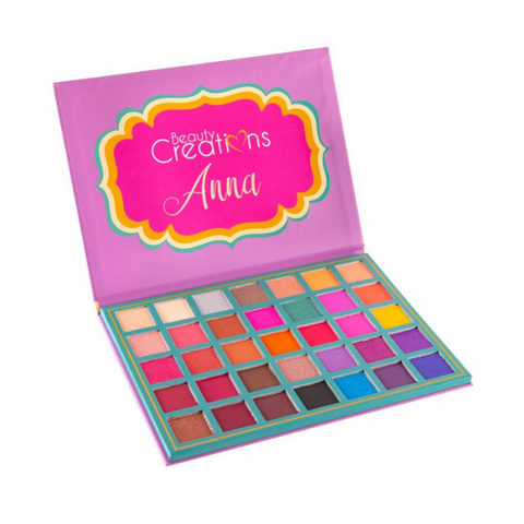 L.A. Girl - Fanatic Eyeshadow Palette The Nudist