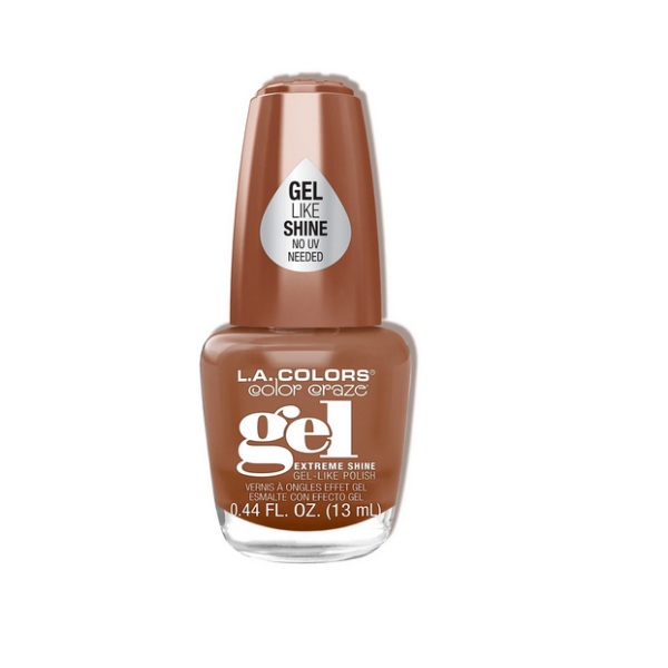 L.A. Colors - Boldly Nude Gel Polish Nudie