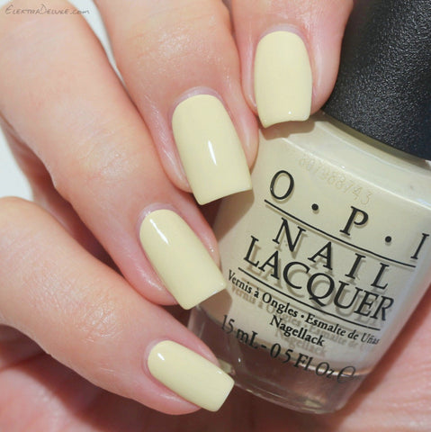 OPI 2016 Soft Shades 'One Chic Chick'
