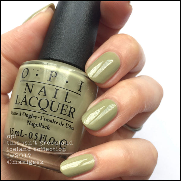 Opi Gel Nail Polish Color Chart 2017 Hession Hairdressing