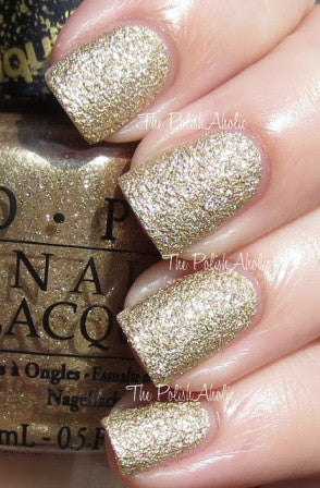 "OPI The Bond Girls Liquid Sand ""Honey Ryder"""