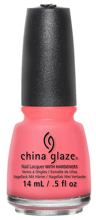 China Glaze 2015 Road Trip 'Pinking Out The Window'