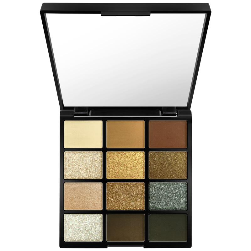 Kleancolor - Diamond Crush Palette Purity