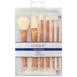 Chique - Rose Gold 7pc Total Face Kit