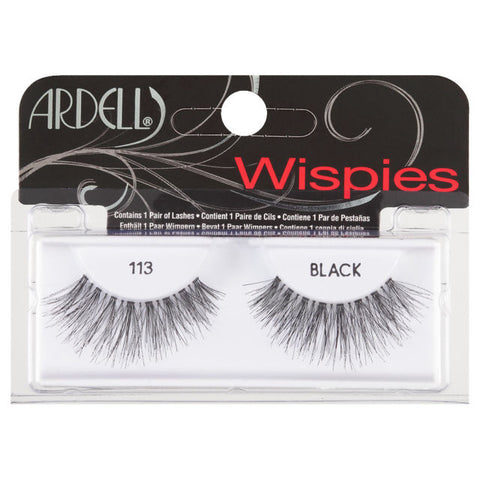 Ardell - Wispies Lashes 113 Black