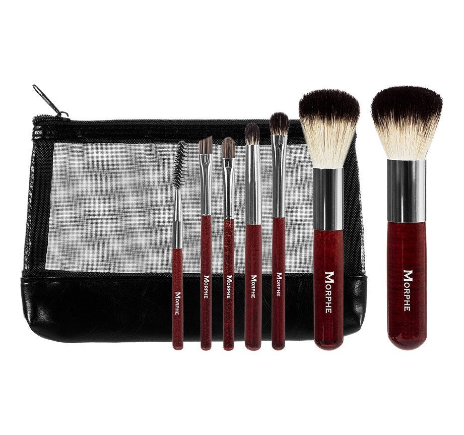 Morphe - 7 Piece Mini Badger Set