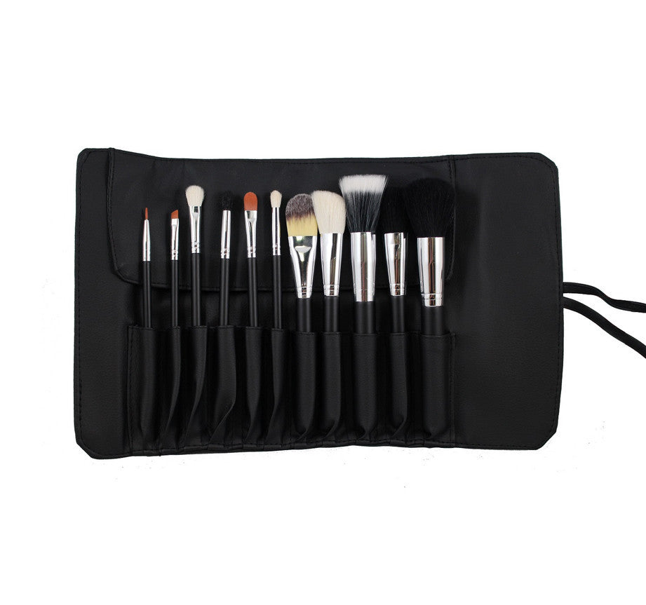 Morphe - 11 Piece Pro Sable Brush Set