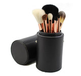 Morphe - 7 Piece Rose Brush Set