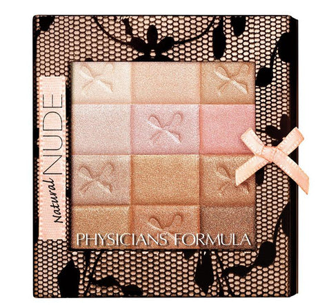 Physicians Formula - Shimmer Strips Face & Eyes Natural Nude