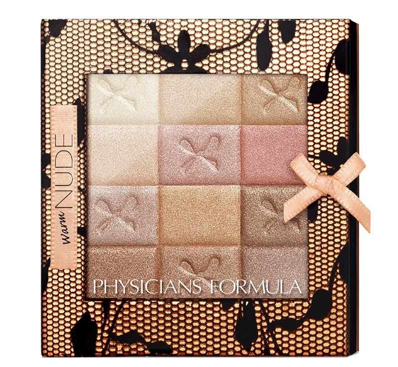 Physicians Formula - Shimmer Strips Face & Eyes Warm Nude
