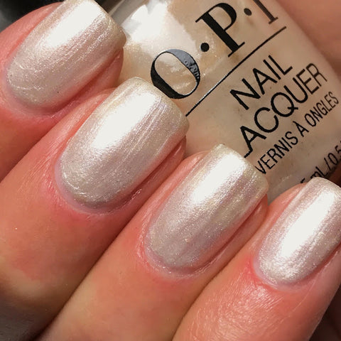 OPI 2017 Love, OPI XOXO 'Snow Glad I Met You'