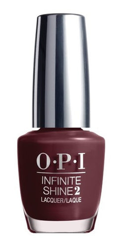 OPI Infinite Shine Fall 2015 'Stick To Your Burgandies'
