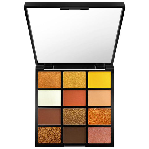 Kleancolor - Diamond Crush Palette Strength